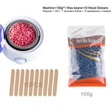Heater Waxing-Kit Electric-Hair-Removal-Wax-Melt-Machine Depilatory Skin-Care