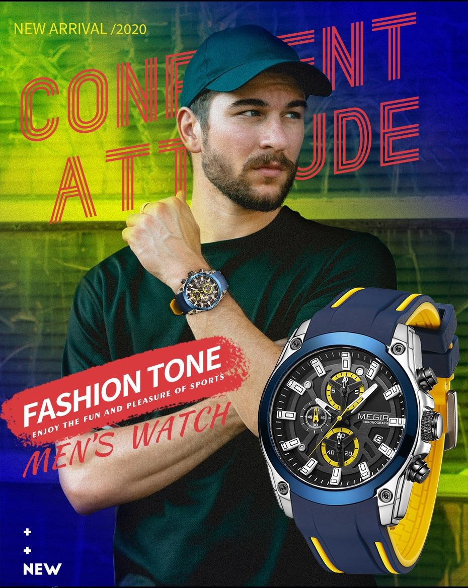 Hdd6fe5e7717247769f597445d79220efx MEGIR 2020 Blue Sport Watches for Men