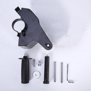 1 шт., 100 мм * 19 мм * M14/M10, соединительный стержень для полировки колес, используемый на угловом шлифовальном станке, болгарский 100 115 125, полировщ...