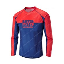 2021 MTB Jersey Enduro Motocross Jersey Maillot Hombre DH Moto MX Downhill Jersey Off Road Mountain Cycling Jersey Spexcel ATV