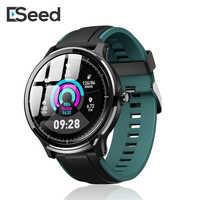 Seed SN80 smartwatch mężczyźni 1.3 cal w pełni dotykowy ekran IP68 wodoodporna 60 dni długi czas czuwania inteligentny zegarek pulsometr dla ios