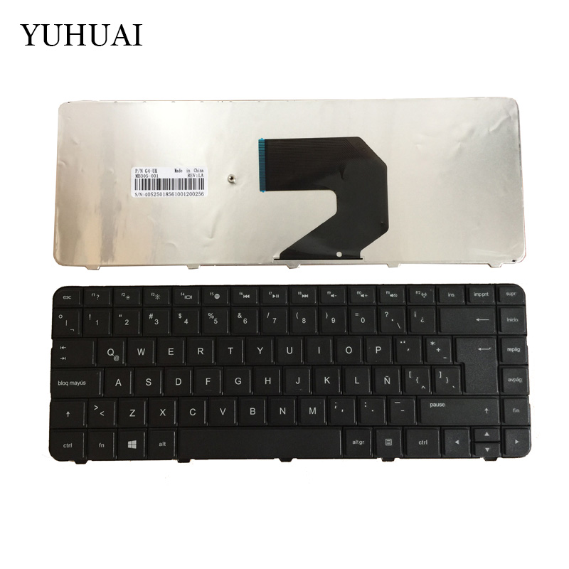 Latin Keyboard for HP ome 2000 Domestic 1000 240 G1 245 G1 246 255 G1 250 G1 LA laptop Keyboard image