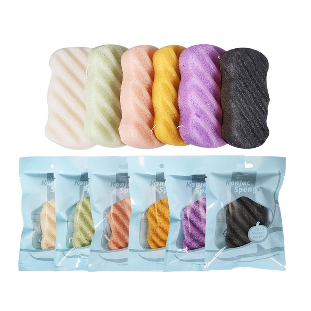 Qualidade superior & tamanho maior konjac esponja