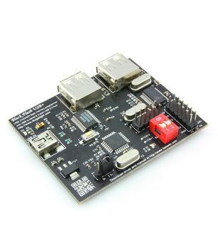 Black Flash USB+ Universal Memory Programmer w USB to COM(TTL) USB 2.0 hub