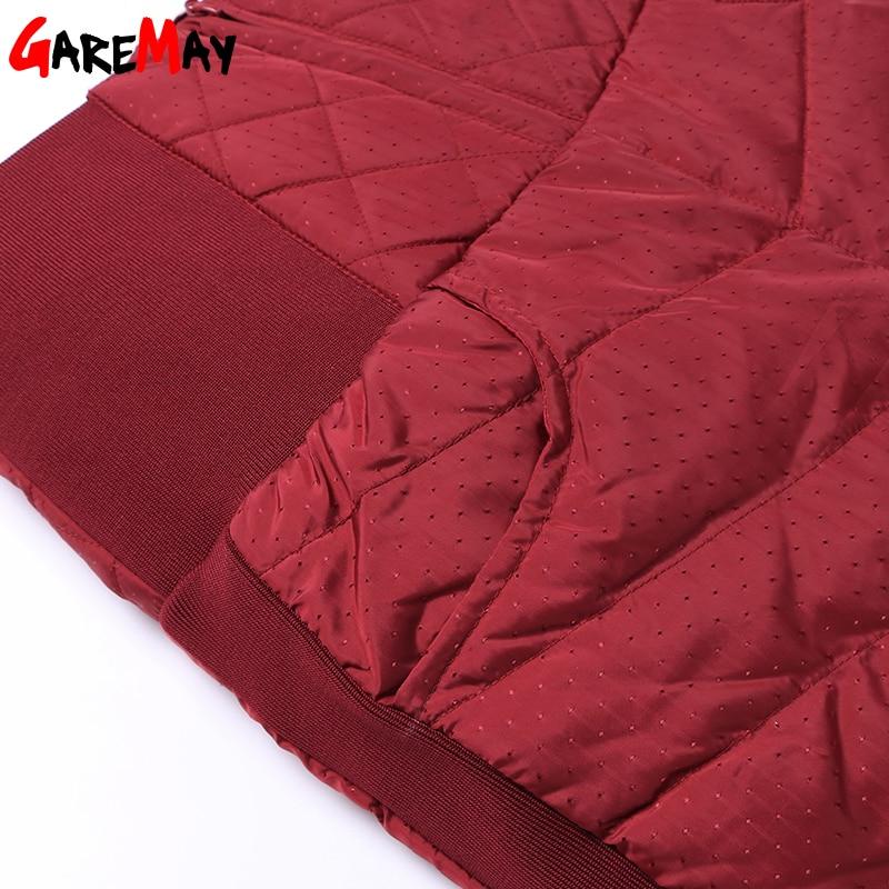 Pantalones de invierno GareMay Mujeres Duck Down Terciopelo Cintura - Ropa de mujer - foto 6