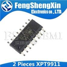 2 шт. XPT9911 ESOP-16 9911 SOP16 СОП интегрированный микросхема для аудио усилитель мощности