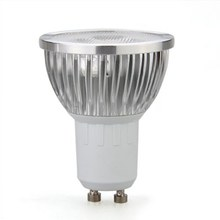 New GU10 Warm White 3 LED Dimmable Spot Light Lamp Bulb Energy Saving 3W(China)