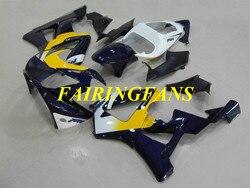 Injection Fairing kit for HONDA CBR900RR 929 00 01 CBR 900 RR CBR 900RR CBR900 2000 2001 Blue Fairings bodywork+gifts HE07