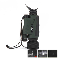 be connected to the mobile phone high-definition infrared night vision device 6 times hunting patrol single telescope