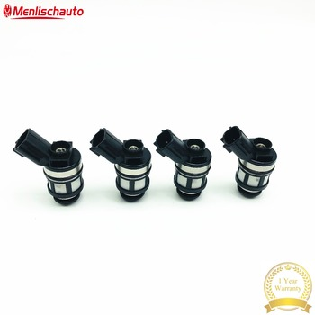 6PCS Genuine JS23-1 Fuel Injector For Japan Car Y61 TB45E 4.5L 16600-38Y10 16600-38Y11 Flow Matched Nozzle Injection Kit