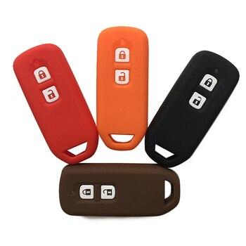 מקרה עבור מפתחות להונדה N-BOX N-אחד N Wagon בתוספת 2 כפתורי הזזה דלתות מפתח FOB מרחוק שליטה אופנוע מפתח כיסוי