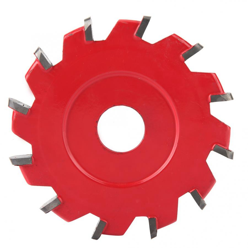 TOP 90 Degree U Type Slot Cutter For Aluminum Plastic Plate Multitool Blades Wood Carving Disc