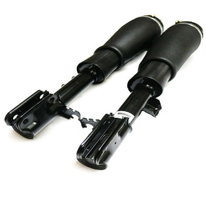 Image 2 - 2pcs Front  Air Suspension Assembly for Land Rover Range Rover HSE Sport  L322 LR032563 Air Shock Absorber RNB000740 RNB000750