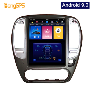 Android 9.0 Autostereo for Nissan Sylphy 2005-2012 Audio Player GPS Navi In-dash Carplay Tesla Vertical Screen with FM Headunit