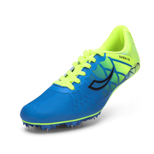 Sneakers Field-Shoes Track Training-Spikes Sprint And Men D0875 Outdoor Women High-Quality