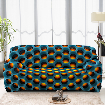 sofa cover elastic sofa cover 2020 new 3d printing non slipl shape 1 2 3 4 seater couch cover sofa cover for living room 3D Sofa Cover Elastic Stretch Couch Cover Sofa Covers for Living Room Sofa Decor Sofa Protector 1/2/3/4 Seater