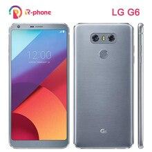 """מקורי LG G6 H871 H872 H873 G600 4GB RAM 32GB ROM Snapdragon 821 5.7 """"13MP 4G LTE סמארטפון נייד"""