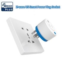 Neo coolcam NAS-WR01ZE z-wave eua tomada de alimentação inteligente onda z repetidor extensor tomada plug sistema de alarme de automação residencial
