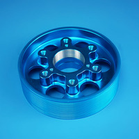 1PCS DLE 200 Engine Diameter 135mm Pulley Metal Belt Wheel Gasoline Petrol Spare Parts for RC Aircraft Boat Model
