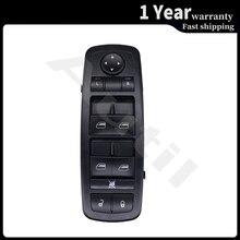 Power Master Fenster Control Schalter Taste Konsole für Dodge Grand Caravan Reise Town & Country Cherokee Liberty 68039999AB