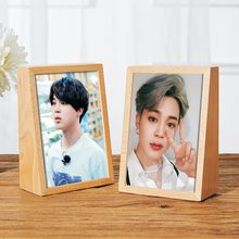 BTS Park Ji Min Related Products Bulletproof Boys Gift Music Box Frame 6-Inch Tabletop(China)