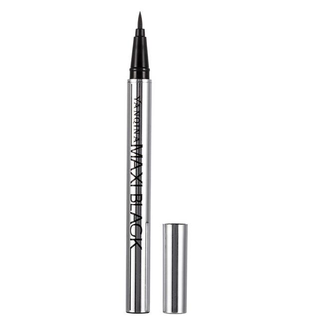 YANQINA Ultimate Black Long Lasting Eye Liner Pencil Waterproof Eyeliner Smudge-Proof Cosmetic Beauty Makeup Liquid Delineador 6