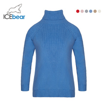 ICEbear Women Casual Sweaters And Pullovers Thick Warm 2019