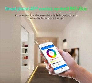 Image 2 - Milight WL5 Wifi Led Controller Voor Rgb Rgbw Cct Enkele Kleur Led Strip Licht Tape Amazon Alexa Voice Telefoon App afstandsbediening