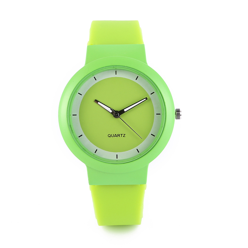 2020 New Fashion Casual Silicone Strap Watches For Women Stylish Relogio Feminino Simple Horloges Ladies Analog Quartz Watch