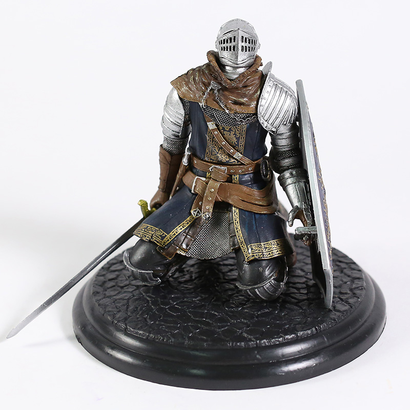 Dark Souls Sculpt Collection Vol.4 Advanced Knight Warrior Figure Collectible Model Toy