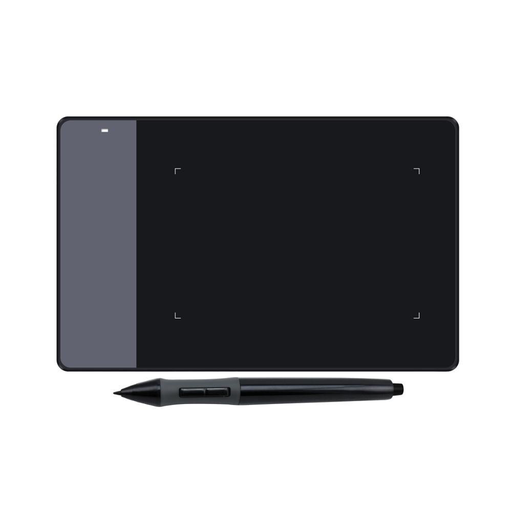 Новинка Huion 420, модный цифровой планшет OSU, профессиональный планшет для подписи, графический планшет, планшет для рисования с MINI USB