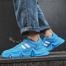 Лидер продаж; Мужская Спортивная обувь; нескользящие спортивные мужские кроссовки; удобные мужские Прогулочные кроссовки; дешевые мужские кроссовки для бега; сезон весна