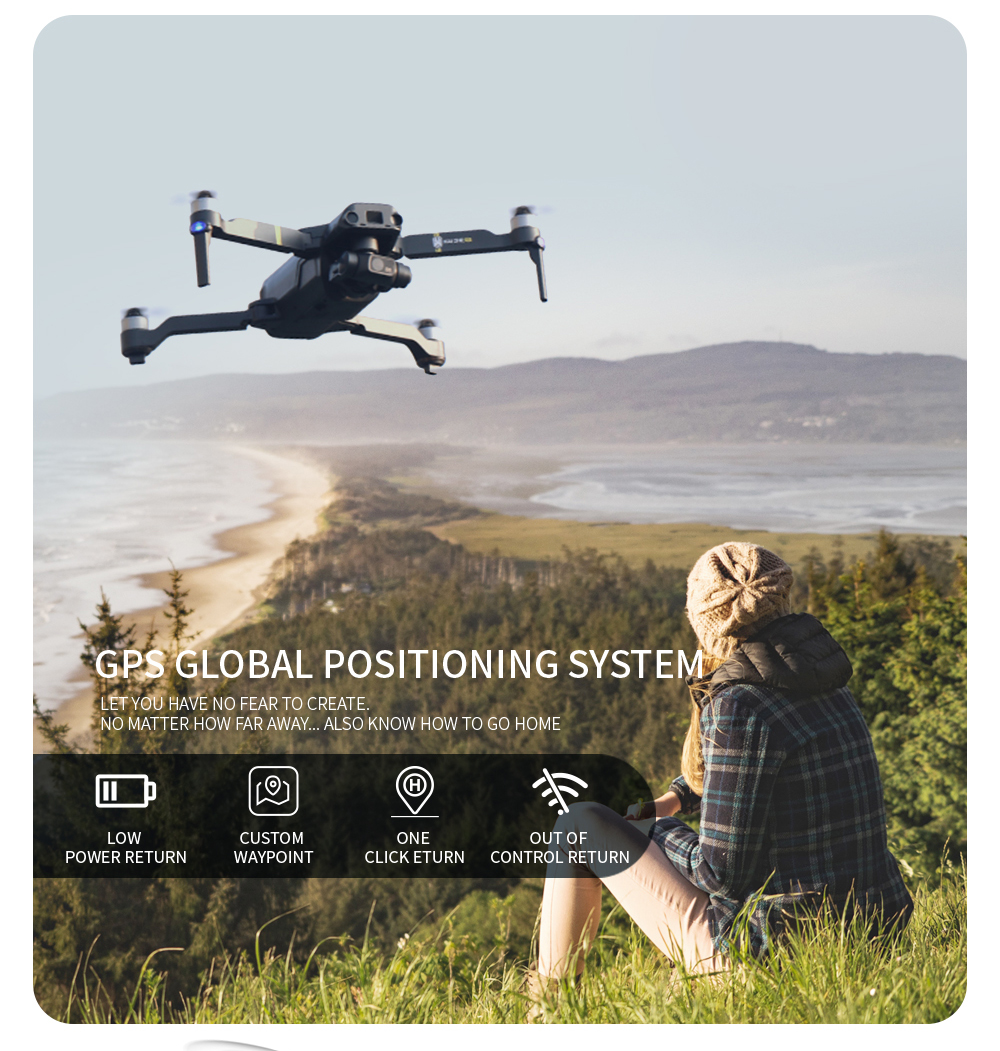 Hdd7896bb8bf34960a9b18ad8407f646fn - KAI ONE MAX GPS Drone 4K Camera 5G FPV WiFi Laser Obstacle Avoidance Altitude Hold Brushless RC Quadcopter Profesional Dron