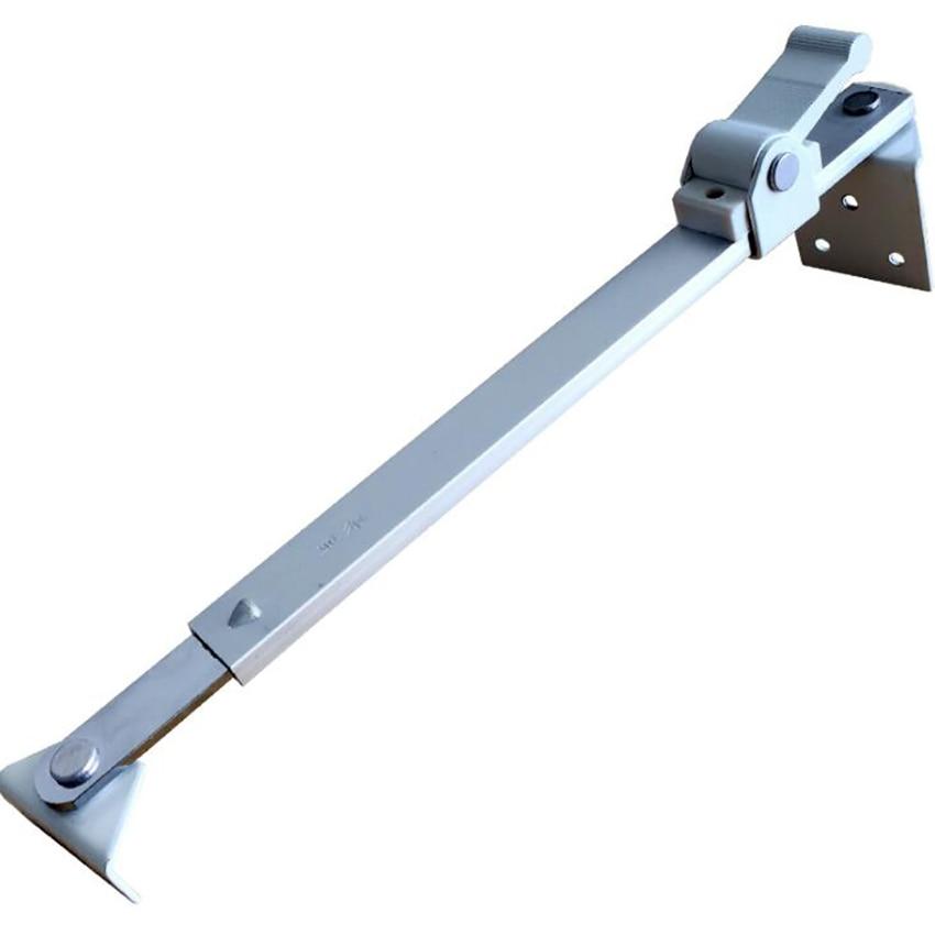 Wind-resistant Aluminum Alloy Window Casement Stay, Telescopic Window Support, Range 230mm- 368mm, Wind Brace Limiter