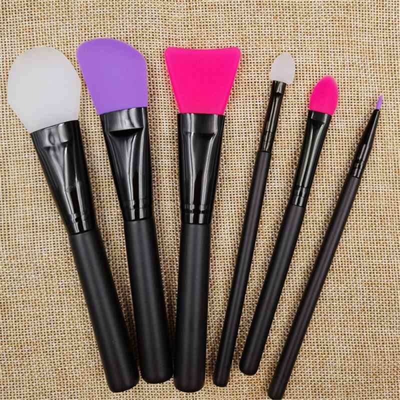 Vrouwen Make-Up Kwasten Gezichtsmasker Borstel Modder Diy Crème Mengen Foundation Brush Huidverzorging Beauty Makeup Tools Kits Maquiagem Hot