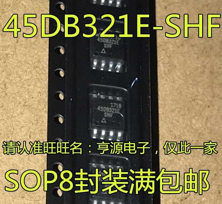 AT45DB321E AT45DB321E-SHF-T 45DB321E-SHF