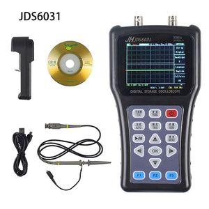 Image 5 - مولد ذبذبات رقمي محمول باليد جيهان JDS6031 1CH 30M JDS6052S 2CH 50M 200MSa/S 5 لغات مولد إشارة