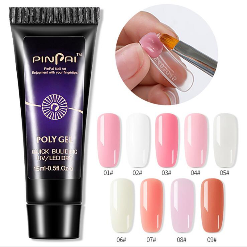 New Nail Fast Extension Cream Phototherapy Removable Painless Gel Extended A Model UV Extension Glue