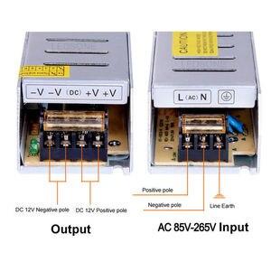 DC 5V 12V Netzteil 24 V 36V SMPS 1A 2A 3A 5A 10A 20A 30A AC DC 220V ZU 5V 12V 24 V 36V Schalt Netzteil 12 5 24 V Volt