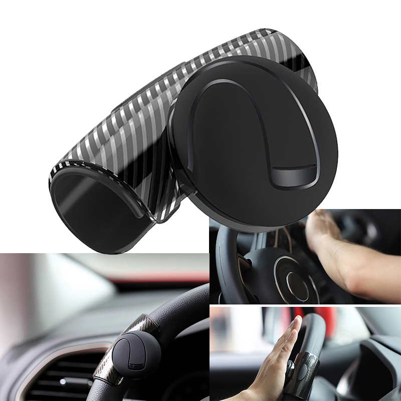 Car Steering Wheel Spinner Knob Auxiliary Booster Aid Control Handle Grip Fine