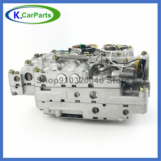 1pcs JF506E 09A JF506-E Gearbox Transmission Solenoid Valve Body Jf506e Jf506e09a for Vw Volkswagen Mk4 Remanufactured 3