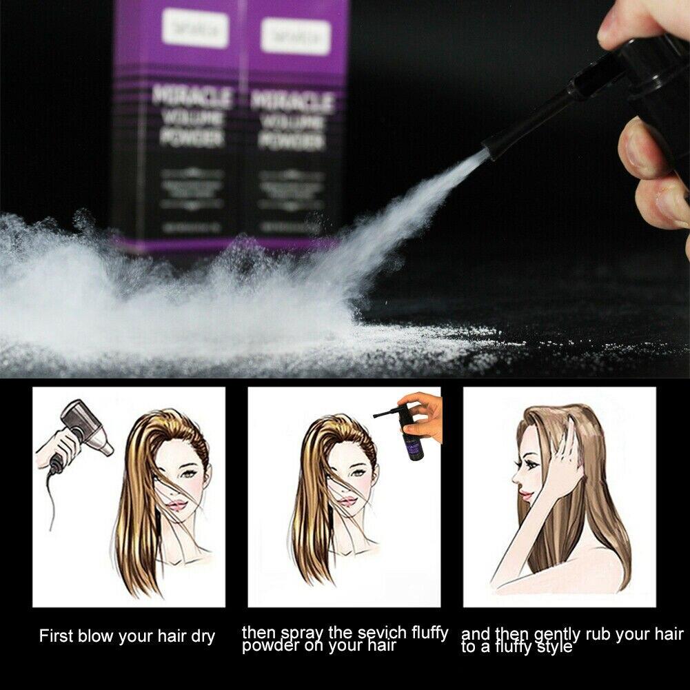 4 г дорожный стиль матирующий компактный объем волос порошок пушистый эффективное удаление масла на 360 градусов вращается чудо профессиона...