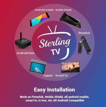 スターリングテレビ最新リストベストセラー作業のすべてのandroidデバイススマートテレビ火災スティック