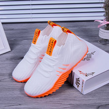 Ladies Sneakers Tennis-Shoes Trainers-Light Women Casual Lace-Up White Chaussures Zapatos-De-Mujer