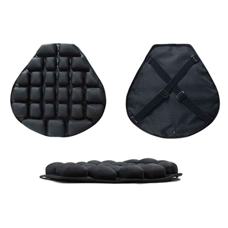 3D Anti-gravity Motorcycle Decompression Electric Vehicle Cushion Seat Pad Soft
