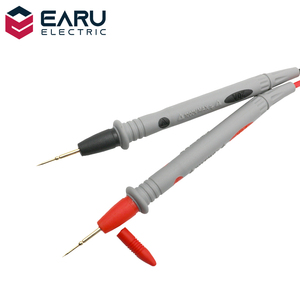 Image 2 - 1 Pair Universal Probe Test Leads Pin for Digital Multimeter Needle Tip Meter Multi Meter Tester Lead Probe Wire Pen Cable 20A