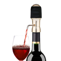 Portable Electric Wine Pourer Aerator Intelligent Dispenser Pump Cider Fast Decanter For Bar Home Use Kitchen Accessories