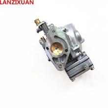 6G1-14301-01 лодочный мотор карбюратор для Yamaha 2-х тактный 6hp 8hp лодочных моторов 6G1-14301