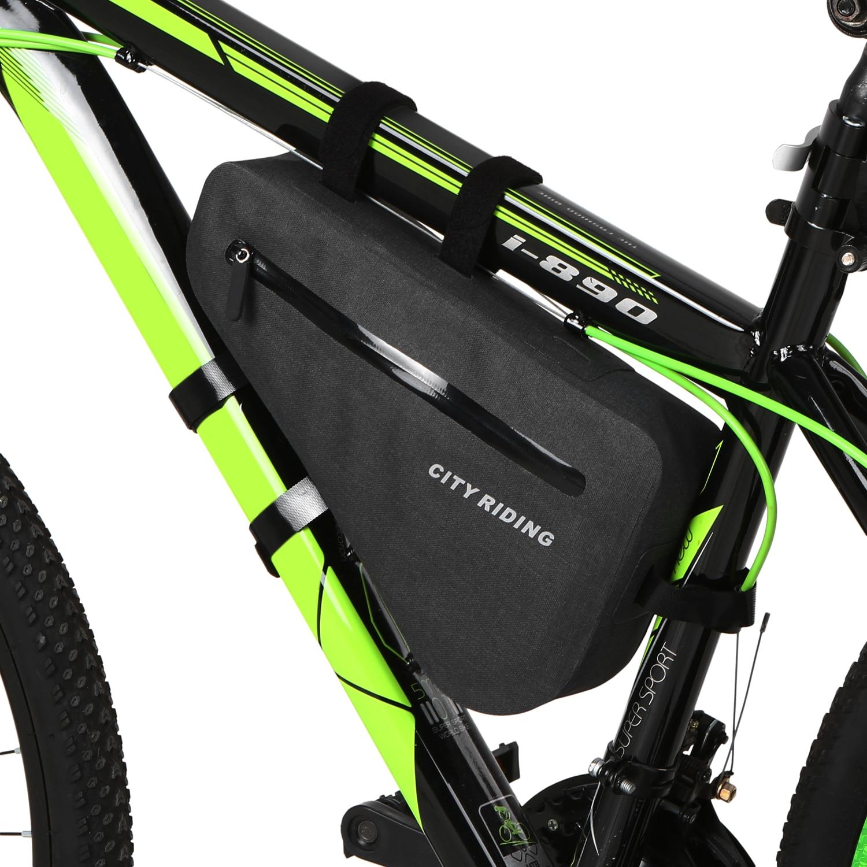 Bag Front Tube Frame Cycling Bag Bicycle Bag Bike Bag Bicycle Accessories