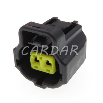 1 Set 2 Pin 178392-6 Automotive Connector Use For Honda Corolla Water Temperature Sensor Socket Toyota Engine image